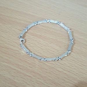 Silver Bracelet FREE WITH BUNDLE